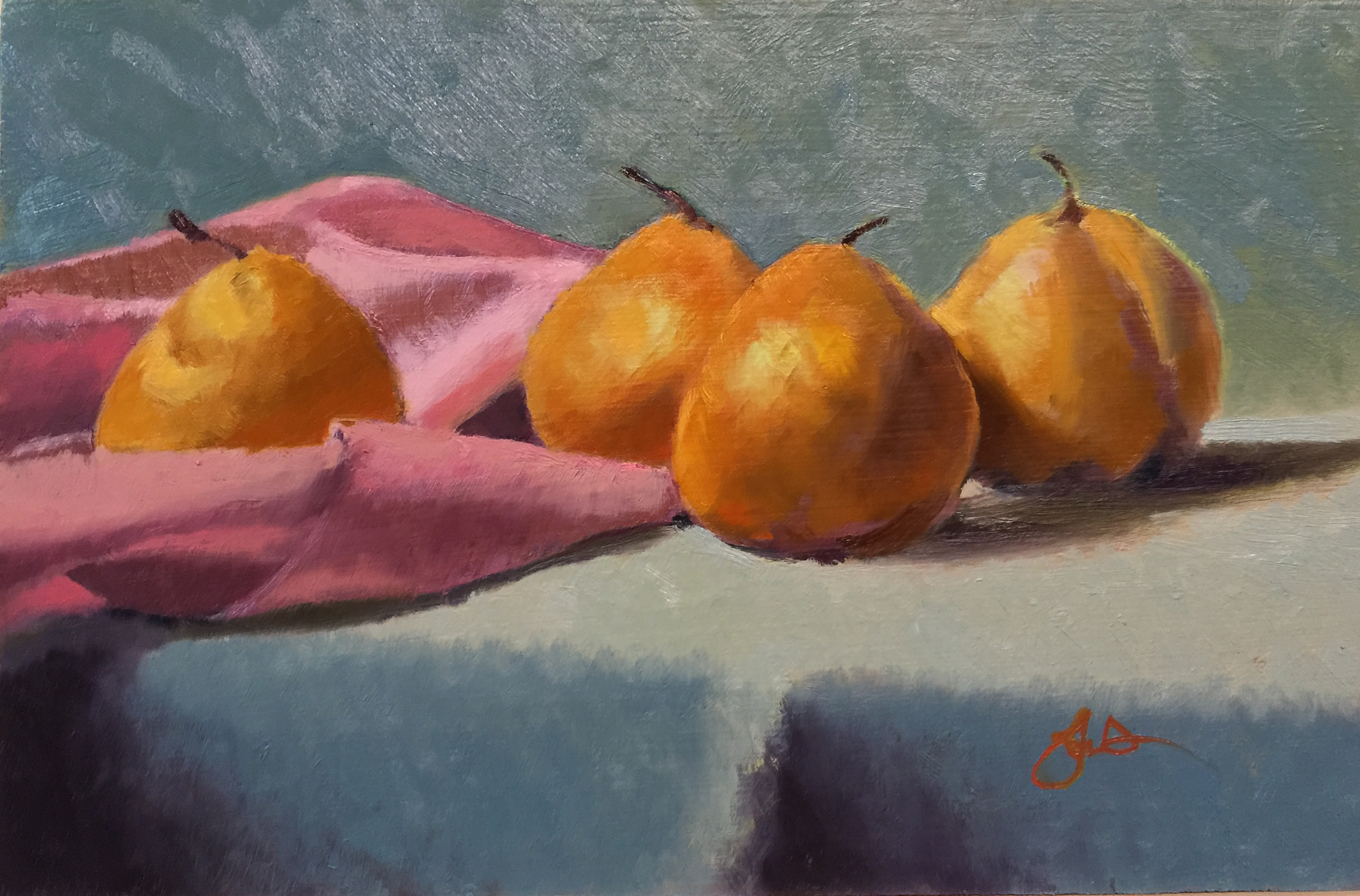 Connie's Pears