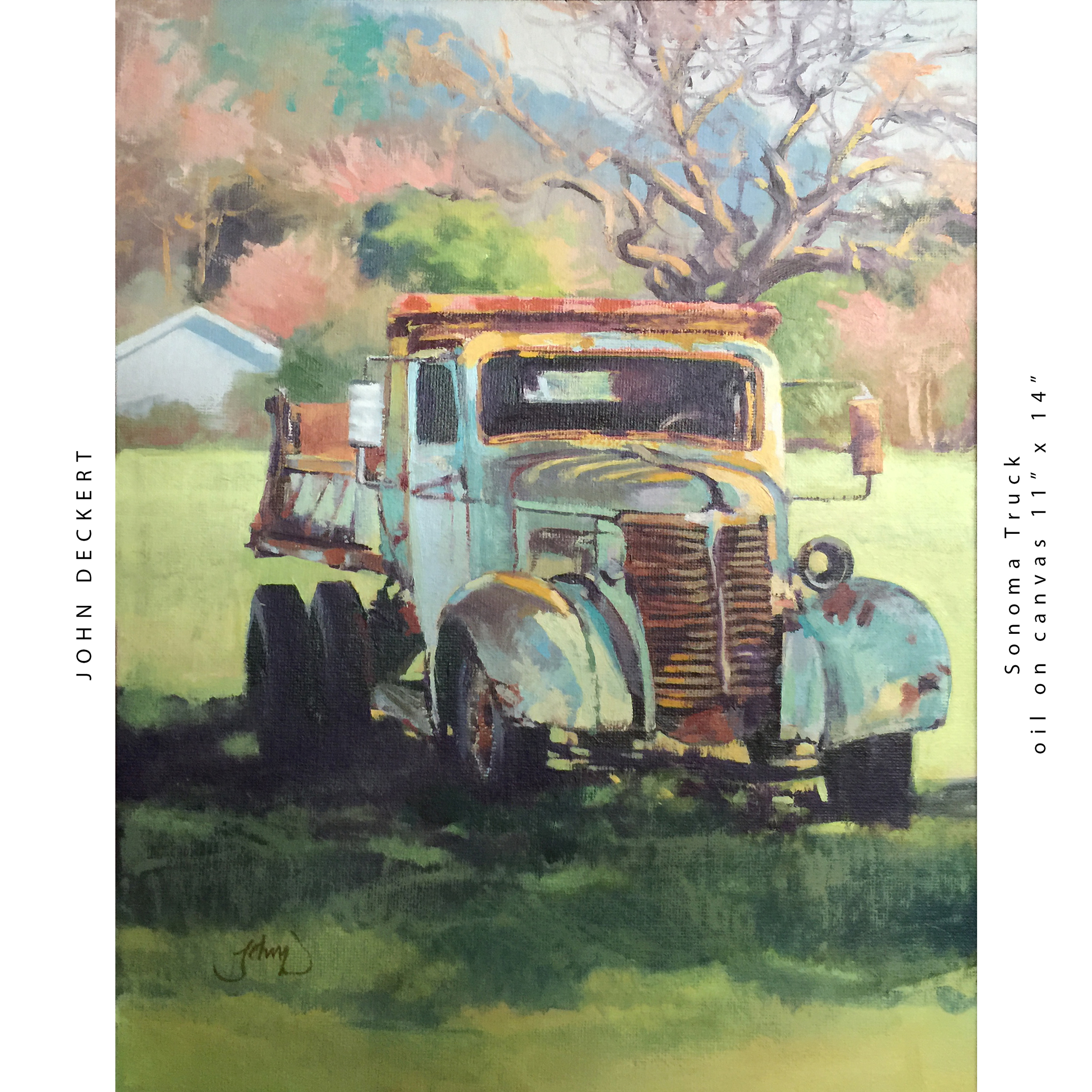 Sonoma Truck