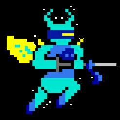Blue Skulls Warrior
