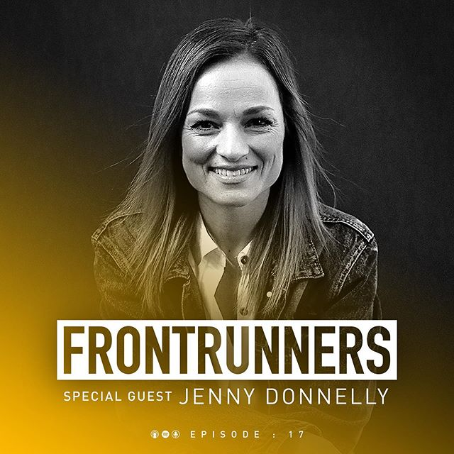 """I sold my house and everything in it."" Can you learn to be comfortable (and even excited) in the most uncomfortable circumstances? — @JennylDonnelly is doing just that. - -  After building a multimillion dollar business for the last 20 years, Jenny and her husband Bob experienced a massive shift that required them to start over from scratch. - -  Following that, instead of choosing an option that would be predictable and comfortable, they decided to take a BOLD leap that involved selling their dream home and everything in it, the seemingly-impossible way they were able to buy a 50-acre retreat center, and then moving into and renovating the center with 8 other families from across the country. - -  In this episode, Jenny redefines what it means to be in your comfort zone and challenges our assumption that we need to be ""safe"" in order to succeed. Having everything you could want, while great, isn't what makes you feel alive; it's about finding a purpose and living on the edge of your capacity. - -  There are SO many nuggets of wisdom and insight you can draw for your own journey from jenny's story. You'll finish feeling inspired, encouraged, and fired up to never settle for anything less than a life on the edge that makes you excited to wake up every day and say, ""What's next!?"" - -  Jump in and listen to get fired up today! - -  www.frontrunners.life/podcast/17 - -  Go check it out in my BIO☝🏻, or listen on iTunes or Spotify! - -  #frontrunnerslife #frontrunnerspodcast #frontrunners #step0 #stretchyourself #capacitybuilding #personaldevelopment #personalgrowth #onlinecourse #onlinecourses #creativeprenuer #creativepreneurs #identity #growthmindset #onlinebusiness #onlinebusinessowner #coursecreator #coursecreators #digitalmarketingcourse #digitalcourseacademy #hervoice_movement  @hervoice_movement"