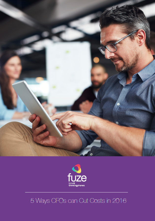 Fuze White Paper   To create an informative, authentic white paper for CIOs, I interviewed several subject matter experts, distilling their advice into approachable language