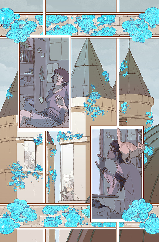Think of a City by Jennifer de Guzman and Kate Brown. Full size  here .