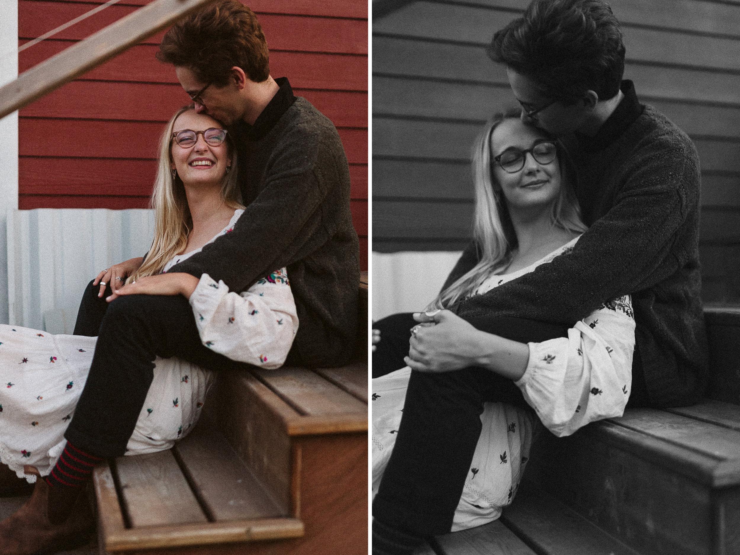 D + A | Couple