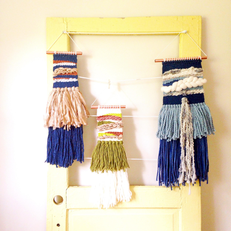 Sarah Harste Weavings, Multiple + Door