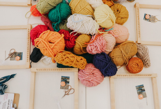 Let's Get Crafty - If it's been too long since you've created something with your hands, since you've done something fun with a girlfriend, or since you've had a few hours to yourself away from your kiddos -- come take a workshop. Trust me, it'll be fun.