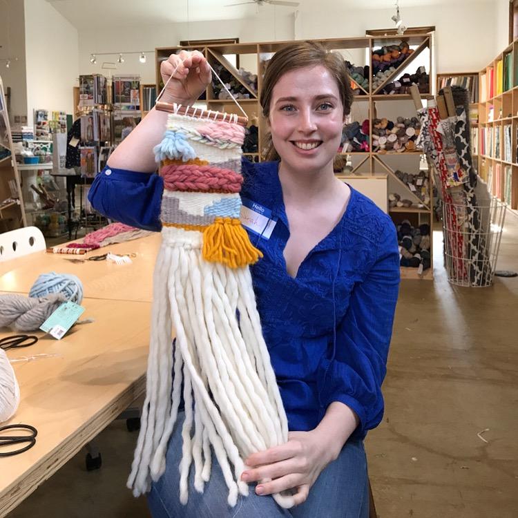 Sew to Speak weaving.JPG