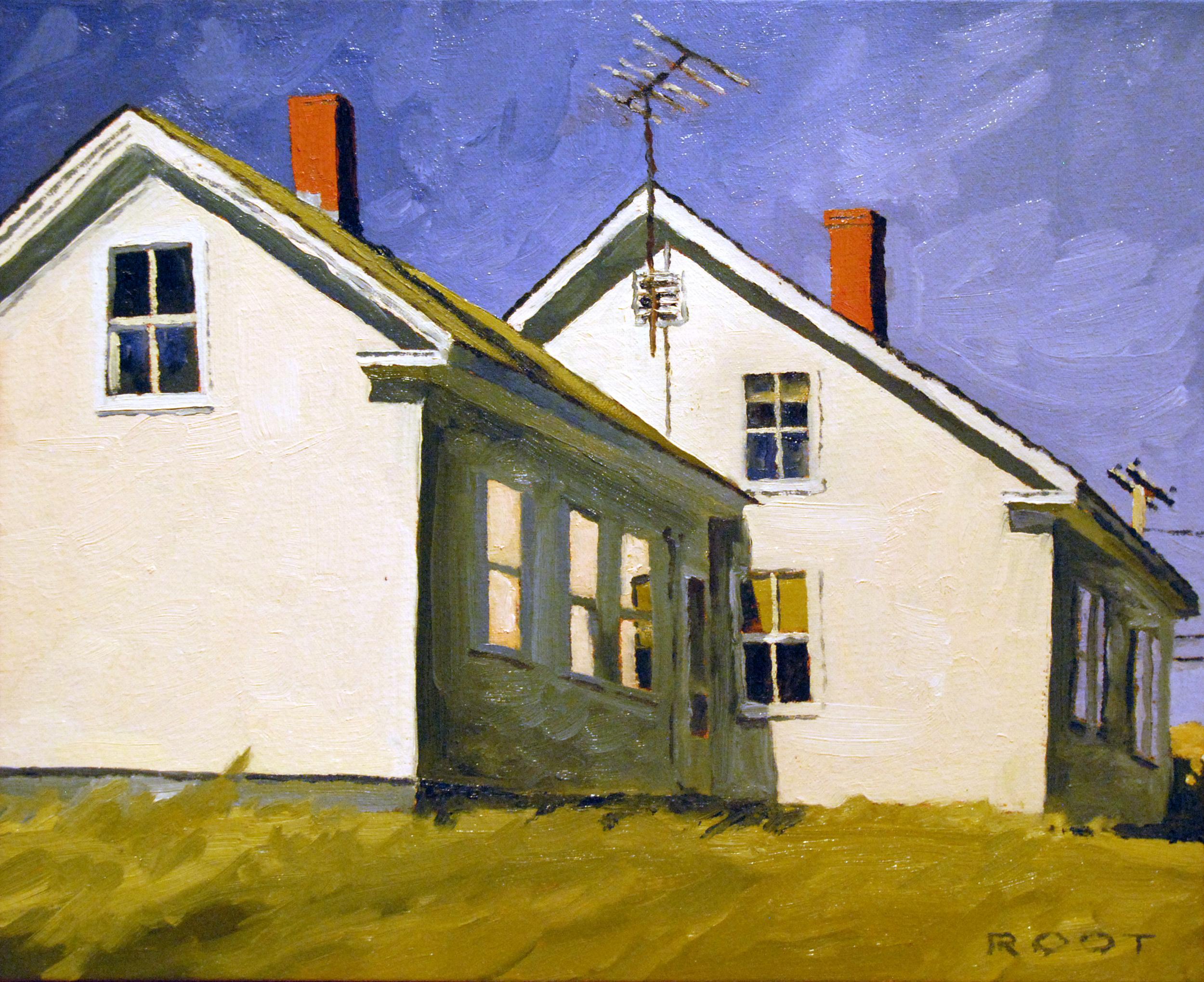 House, Moxie Cove Rd