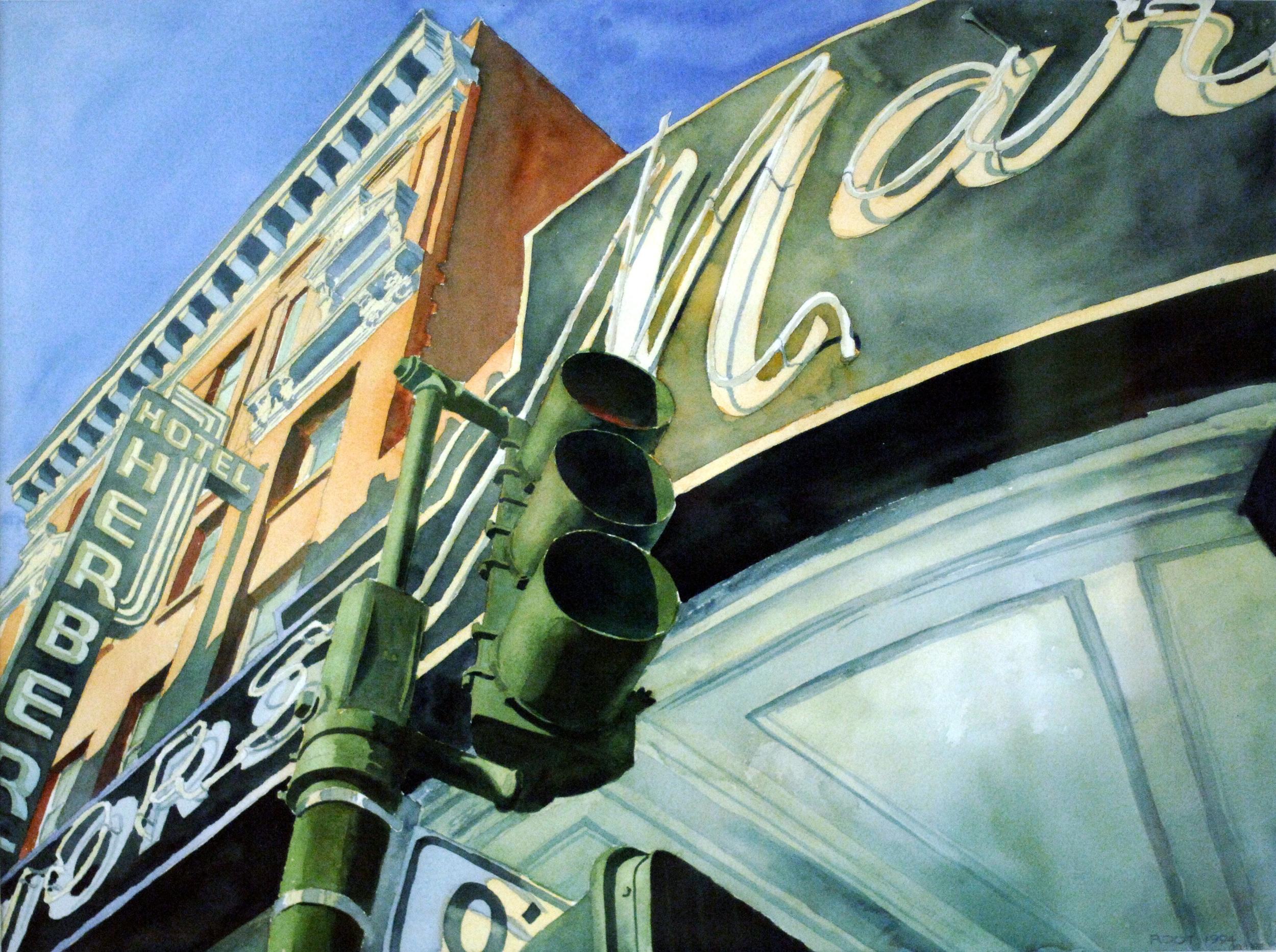 Marquart Cigar Shop, SF