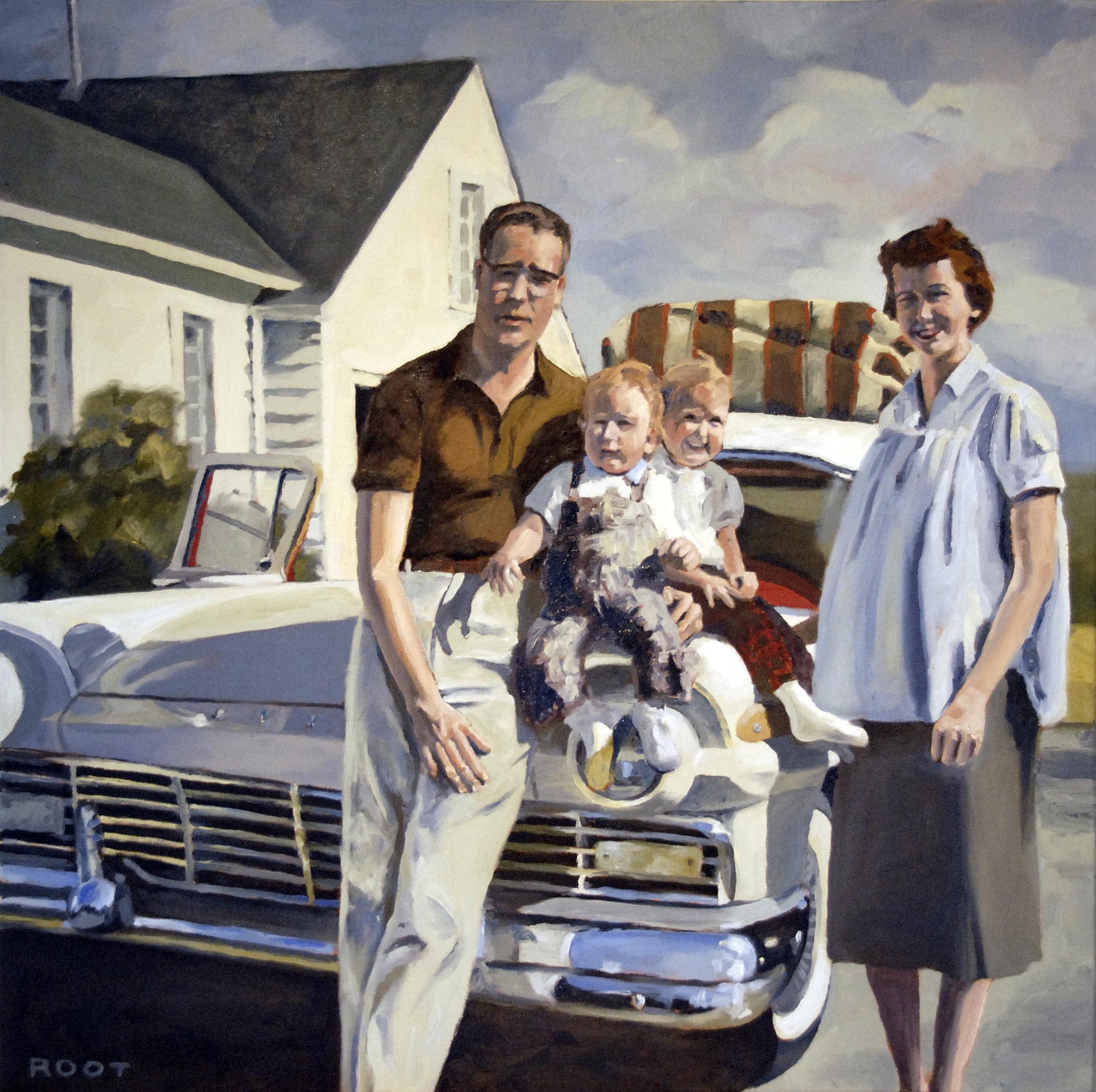 Ford Wagon, Hudson Drive