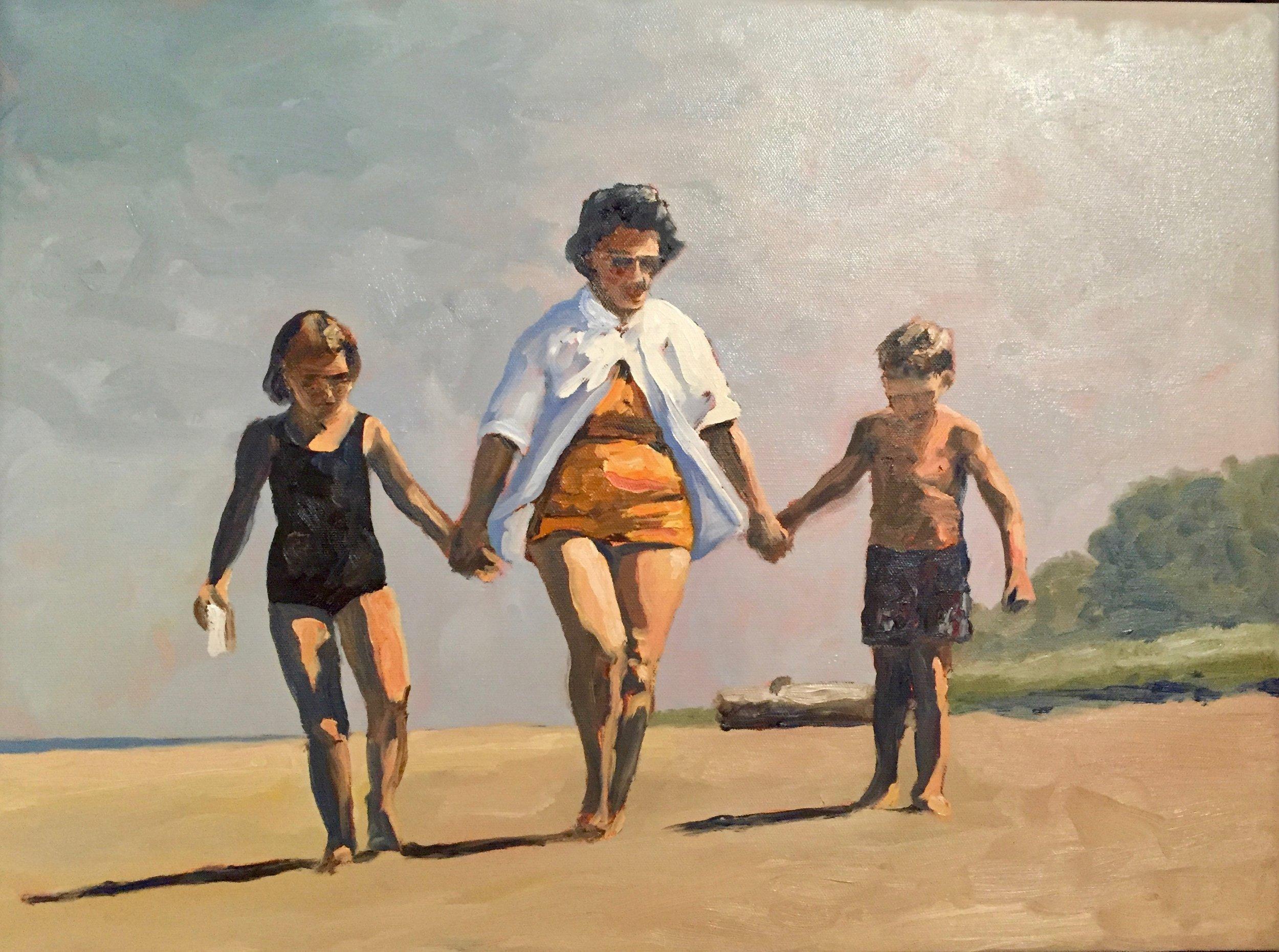 Susie, Gia & Jim