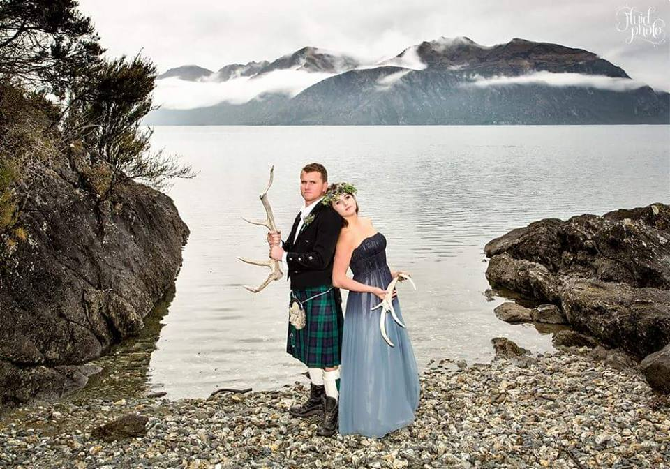 Styled 'Loch Wanaka' shoot.  See more photos from this shoot.