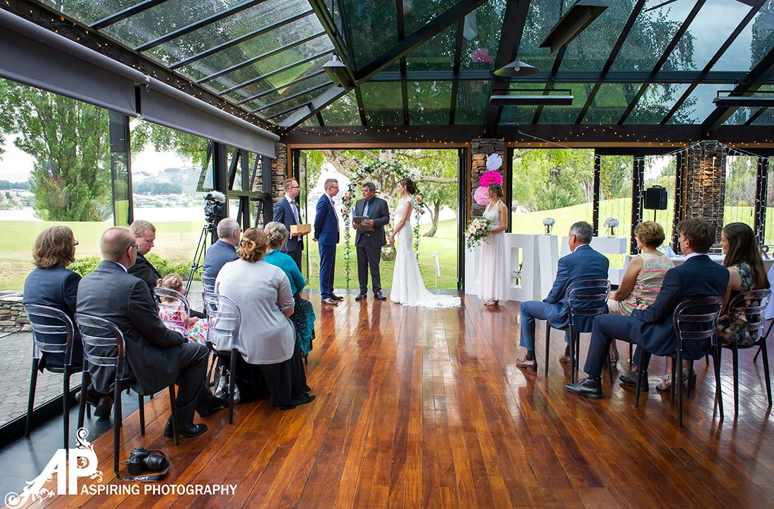 Kelsi's Wanaka Wedding | Wanaka Wedding Hair and Make-up | www.roadtobeauty.co.nz