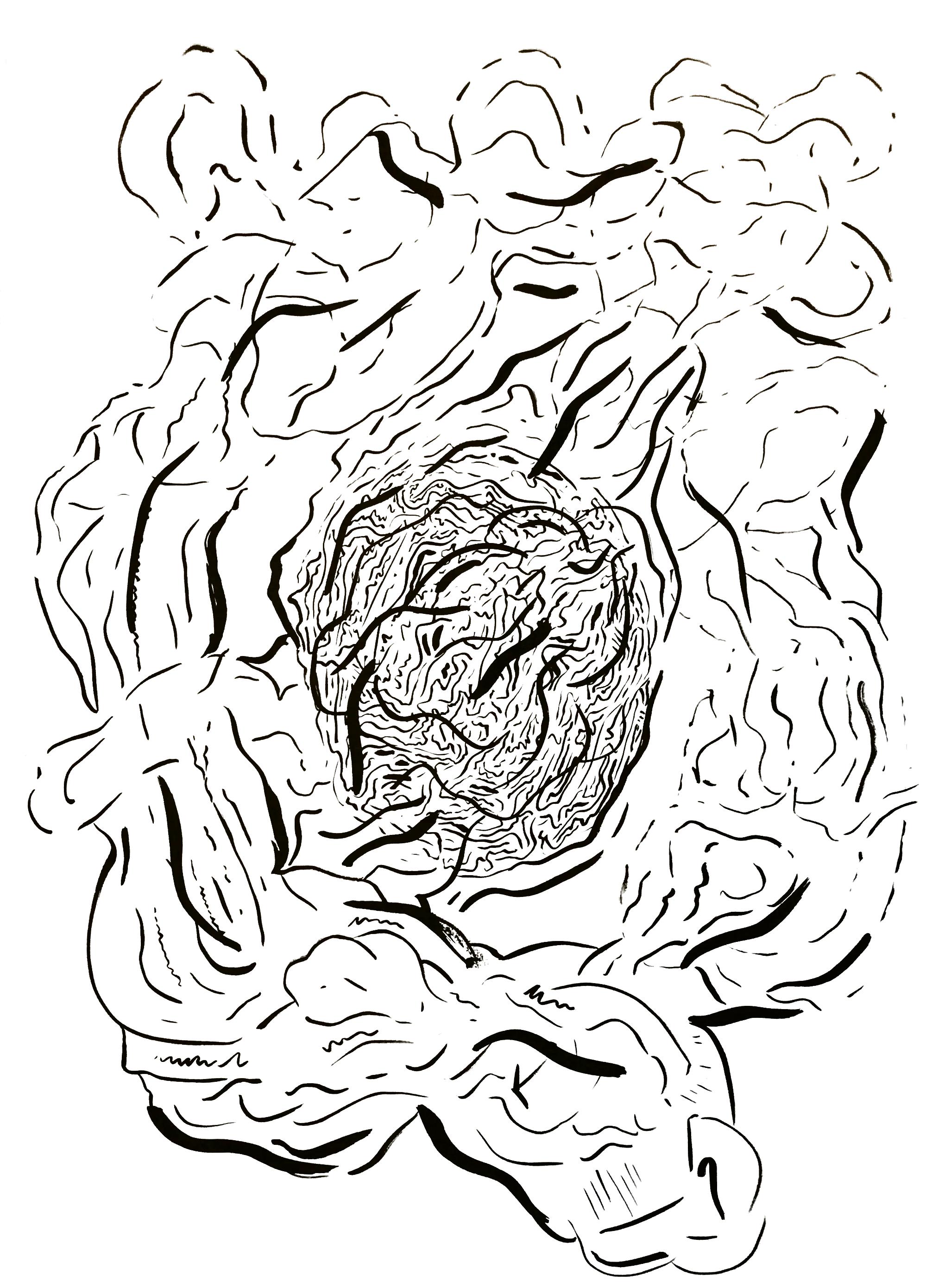 Vortex of Dryness