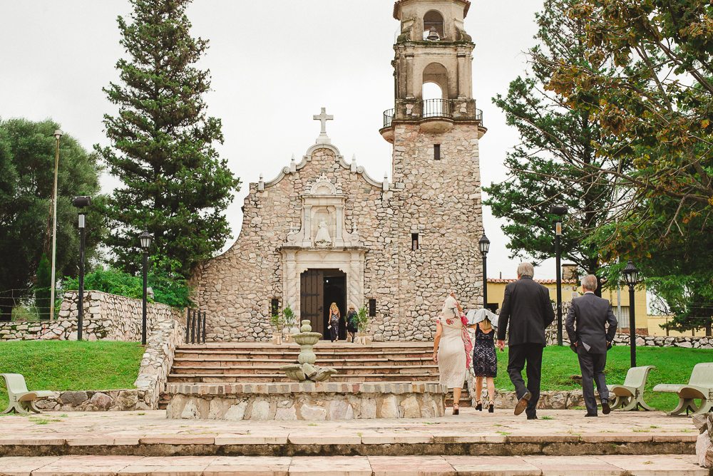 Iglesia de Malagueño