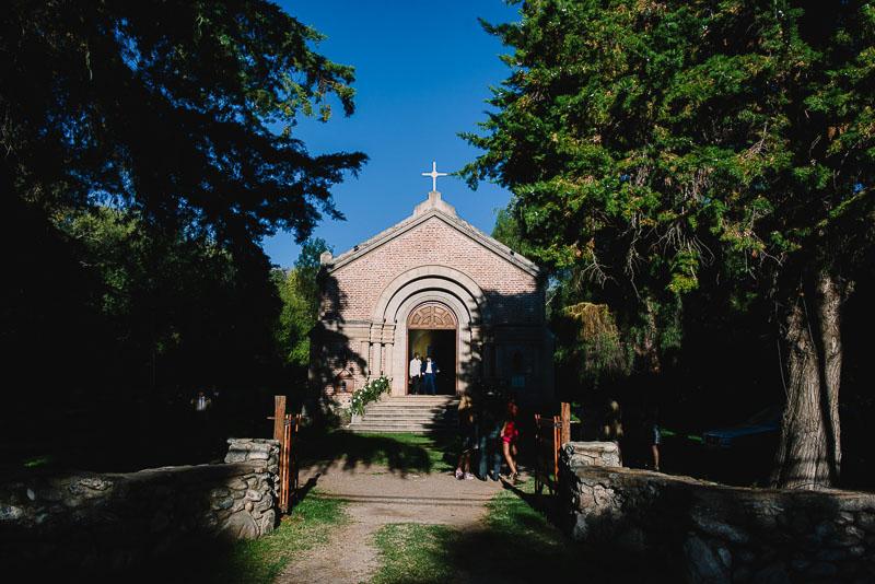 oratorio donde se va a celebrar el casamiento
