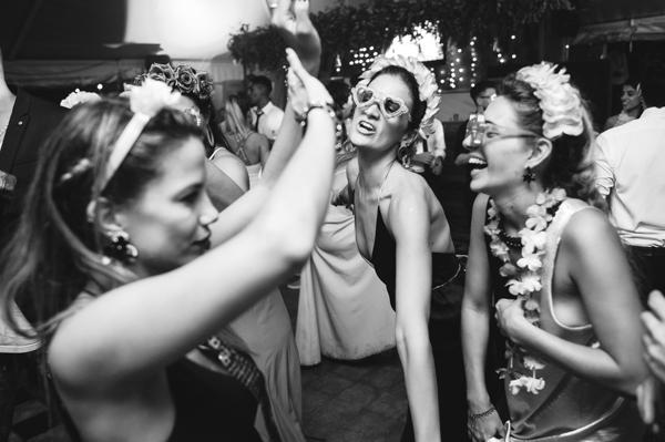 fiesta amigas novia boda casamiento