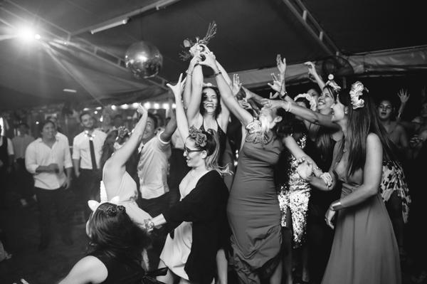 tradición ramo de la novia