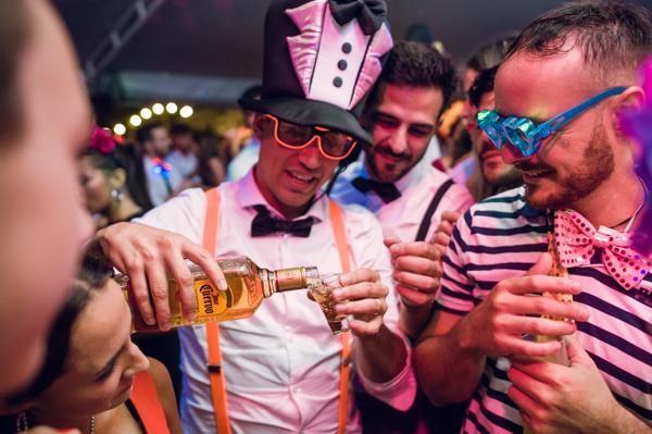 tequila tradición drink toc toc