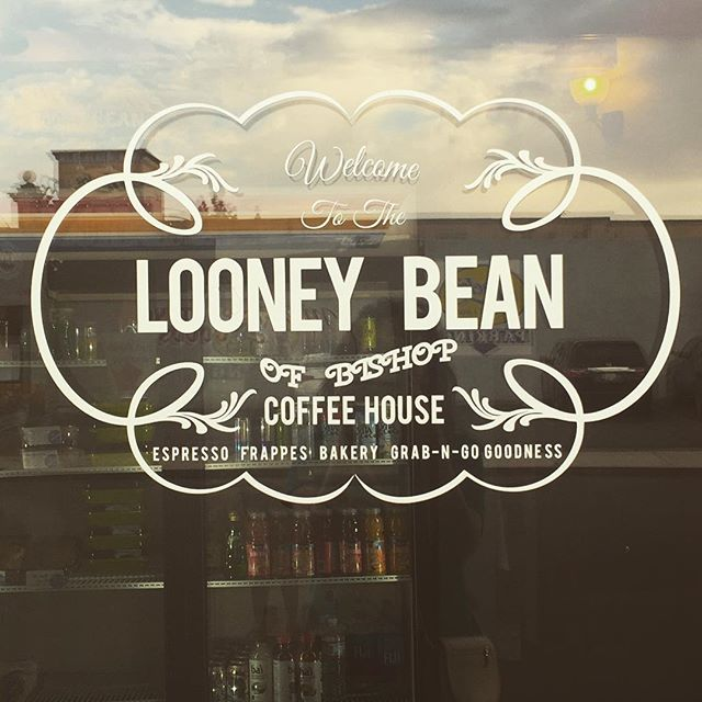 Welcome to Looney Bean in Crazy Town! #cutesttownever #bishop #California #exploremore #neverstopexploring #wanderlust #travel #storytelling #urbanadventure #urbanexplorer #stayandwander #creativejourney #culture #thingstodoinLA #discoverla #lostinla #socalmoments #lalife #californiadreaming  #letsplay #norules #playtime #recess #travelmeetsplay #lightenup #playbig  #americanspirit #history #storytelling #expressyourself #dreambig