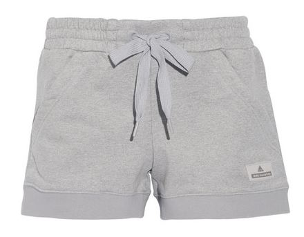 Adidas by Stella McCartney cotton blend shorts