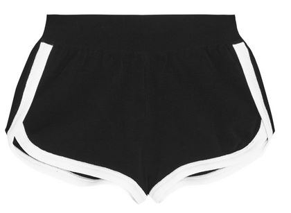 Fendi cotton running shorts