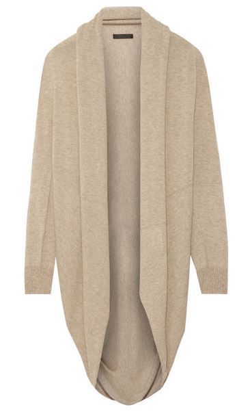 The Row draped cashmere cardigan