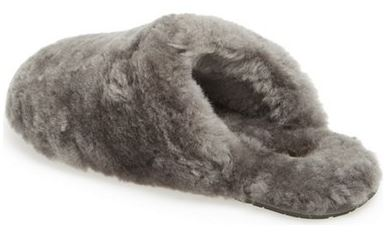 Ugg shearling slippers