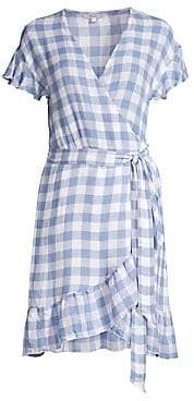 rails gingham dress