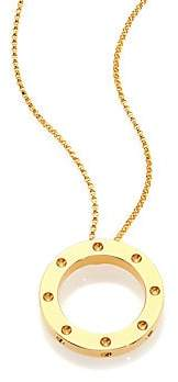 roberto coin gold necklace