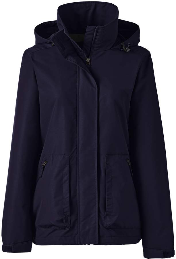 lands end rain jacket