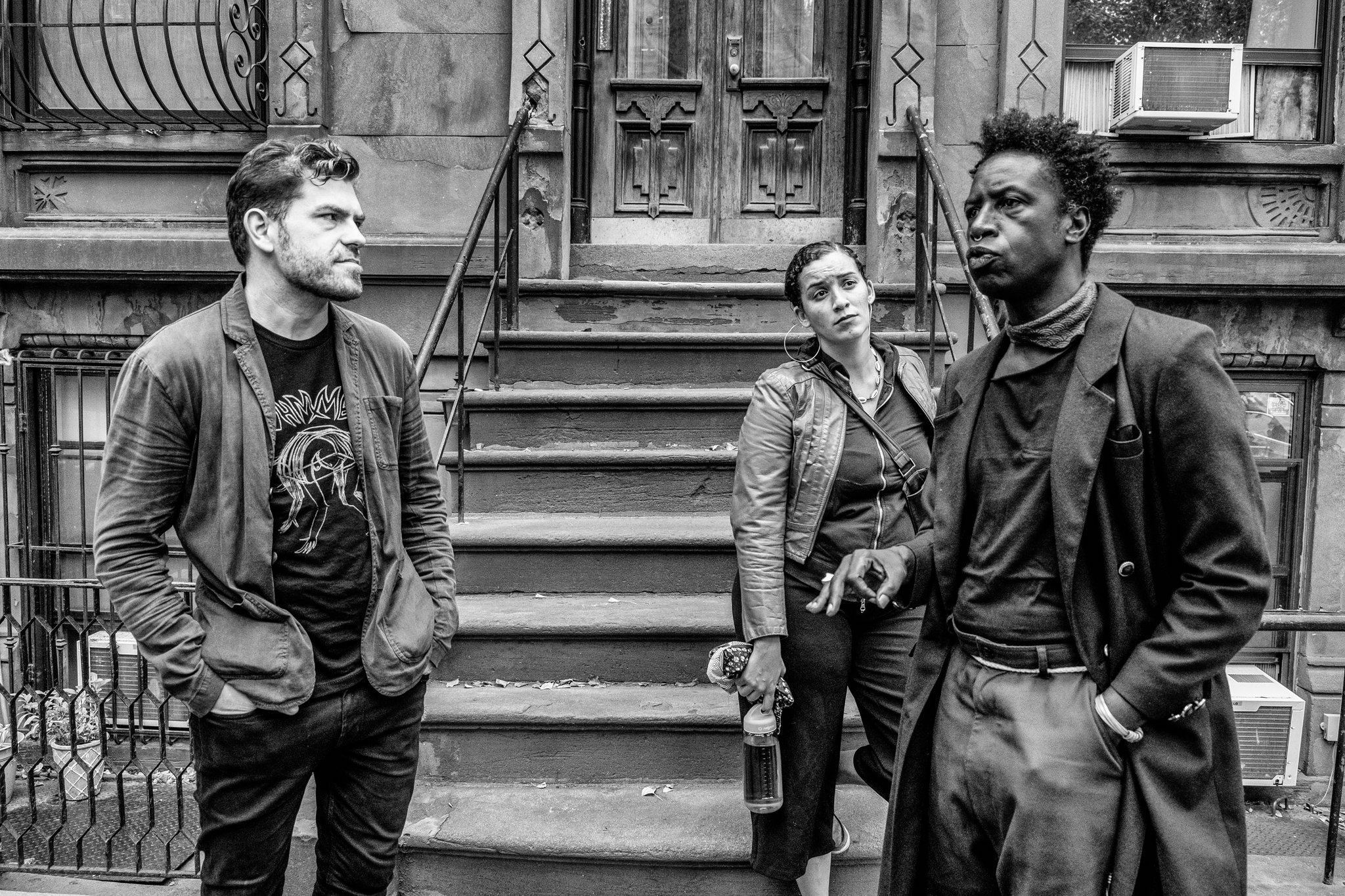 Saul Williams, Patricia McGregor, and Ted Hearne