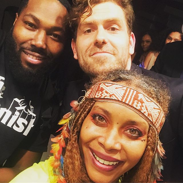 Huge amounts of joy and gratitude to collaborate last night with one of my longtime artistic heroes Erykah Badu, her jaw-dropping band (incl @rceeezy, @bruthab76, @gud_foot, @jahborn, @terronaustin), Taylor Levine and the Dallas Symphony, an orchestra who fully embraced the project with focus and respect. It was really inspiring to be around all these artists unafraid to step outside their comfort zones and tread new ground.