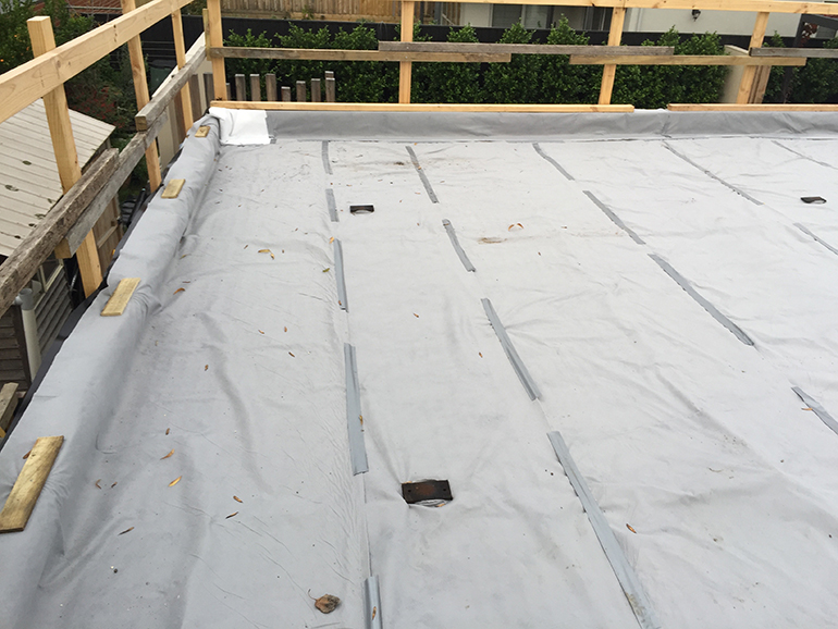 Green roof filter layer - Geofabric