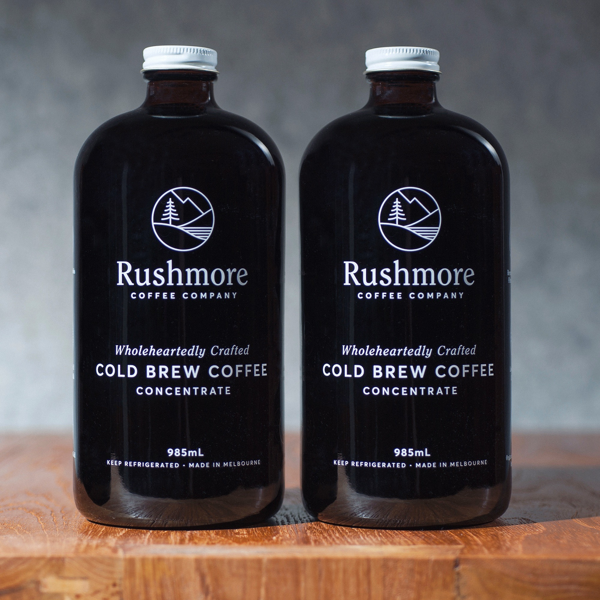 985ml Cold Brew Concentrate (2 Pack)