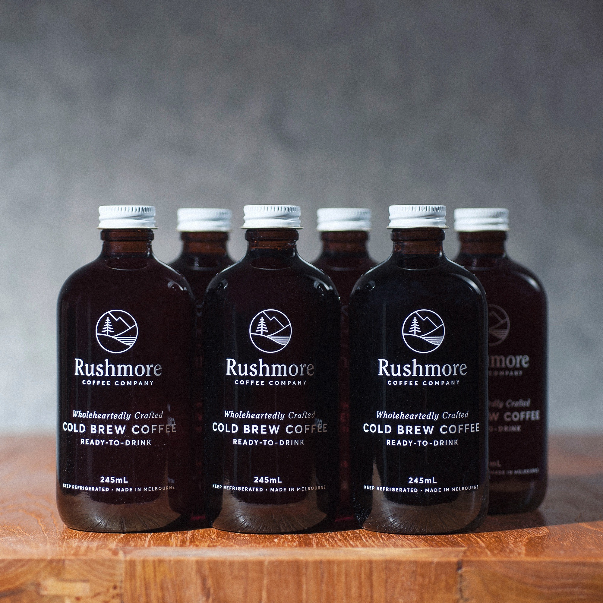 245ml Ready-To-Drink Cold Brew (6 Pack)