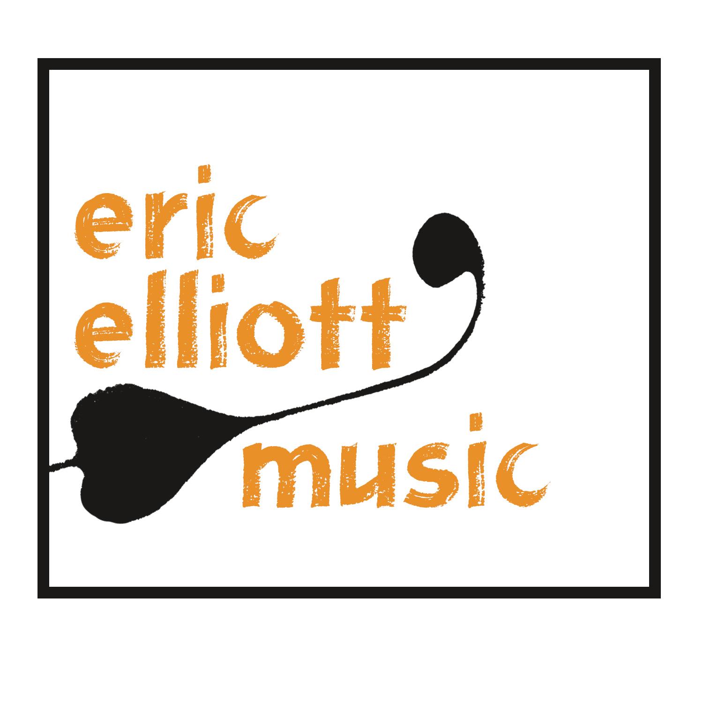 Logo Design for Eric Elliott, Mountain Dulcimer Player