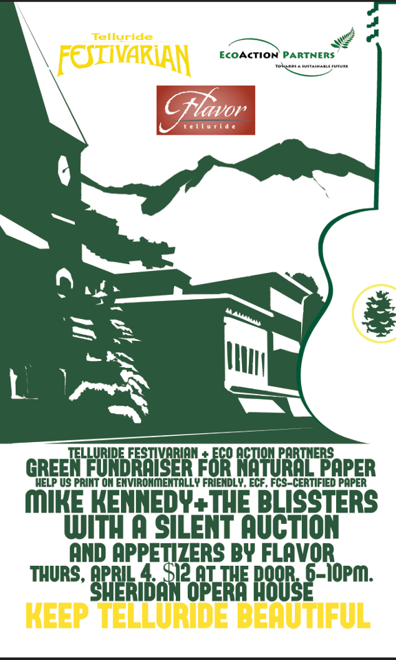 Poster for Green Event
