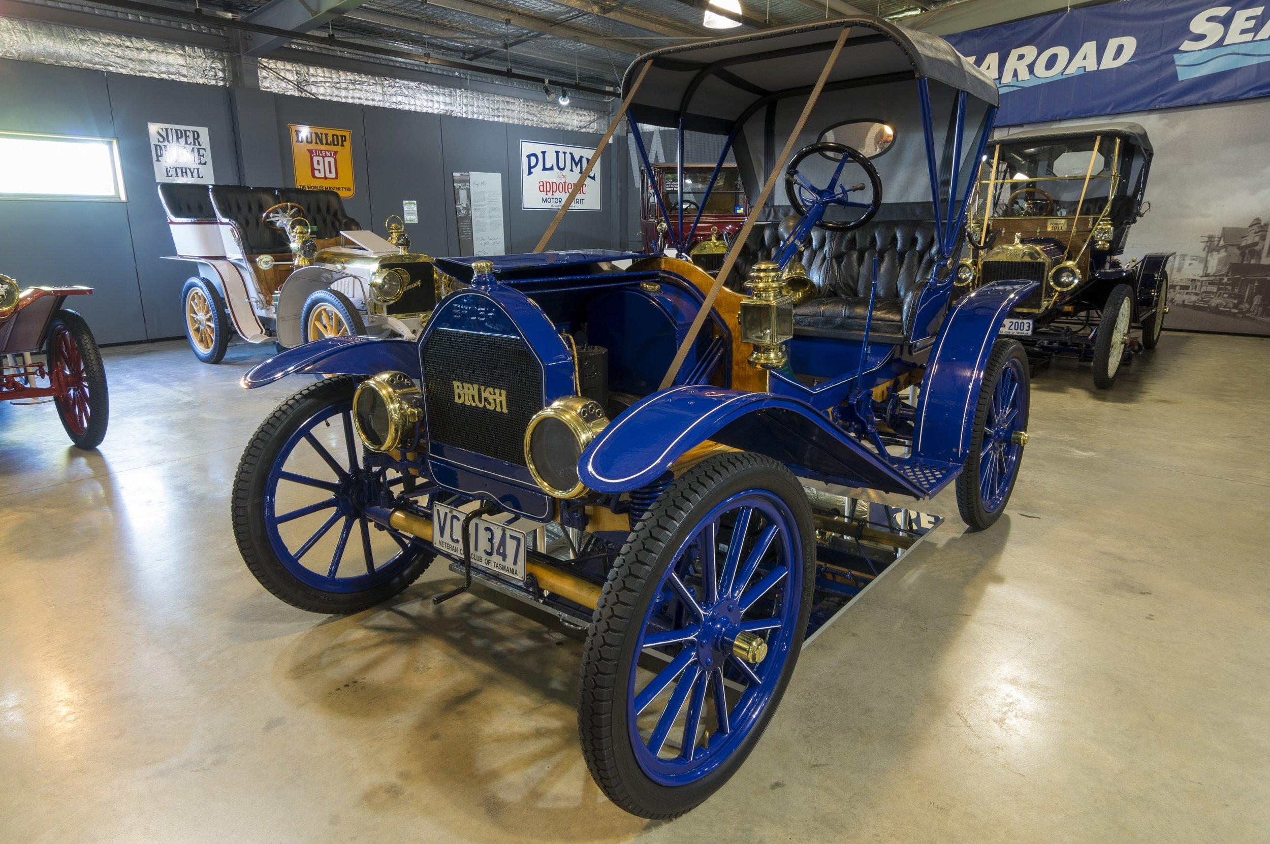 Ransley Veteran Car Collection