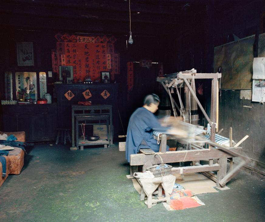 """Liu Shuwei serie """"Out of blue"""""""