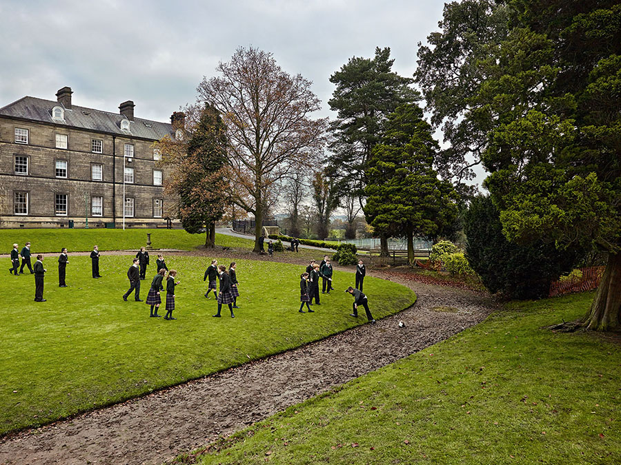James Mollison\Stonyhurst College Lancashire, UK