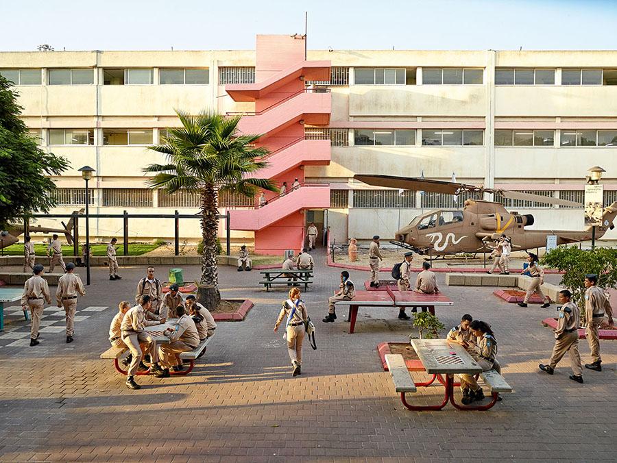 James Mollison\Holtz High School, Tel Aviv, Israel