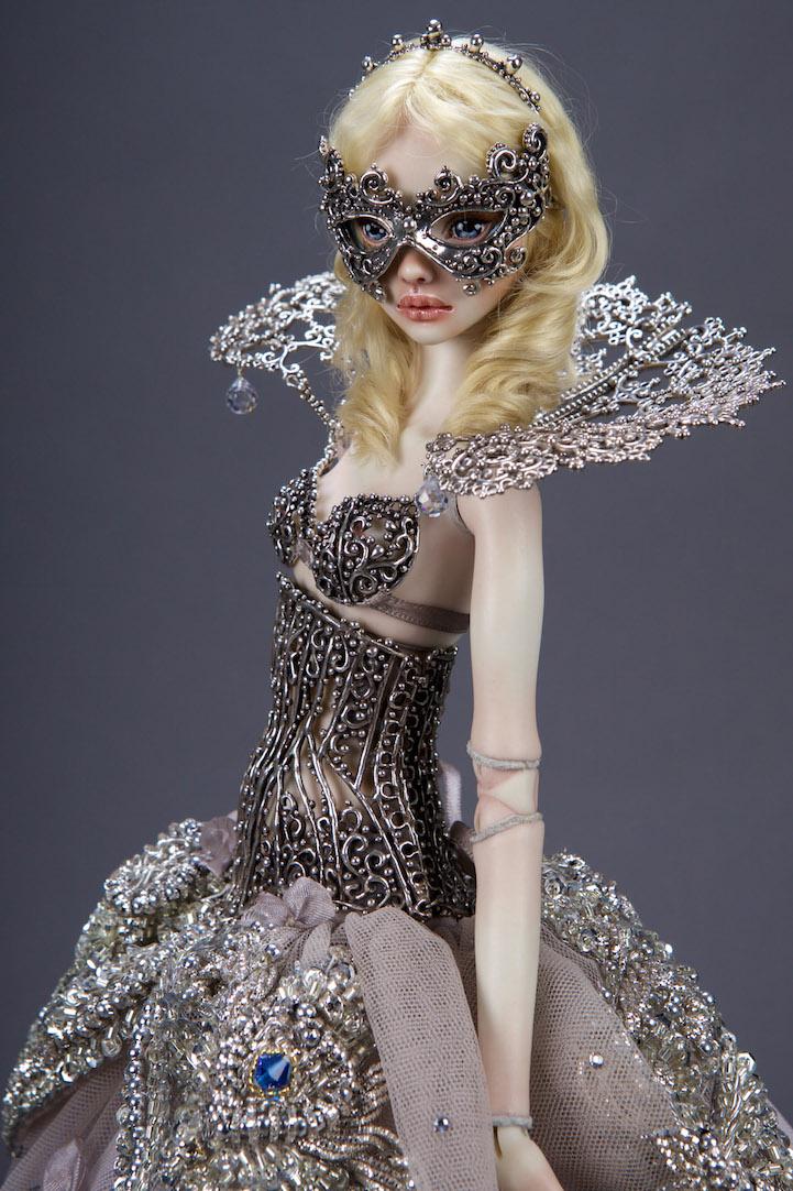 enchanted dolls marina bychkova