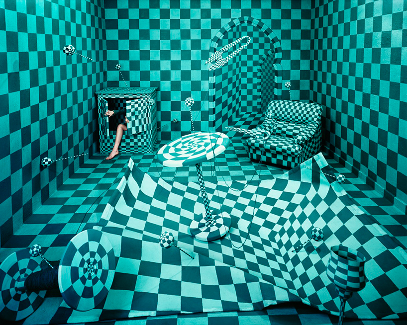 "JeeYoung Lee, ""Panic room"", courtesy Opium gallery"
