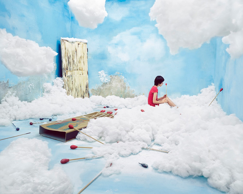 """JeeYoung Lee, """"The little match girl"""", courtesy Opium gallery"""