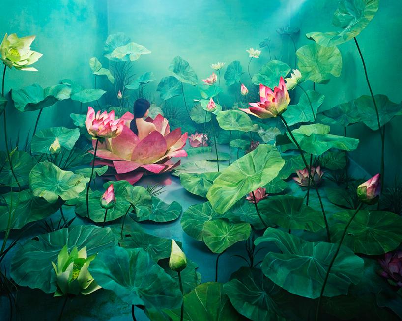 "JeeYoung Lee, ""resurrection"", courtesy Opium gallery"