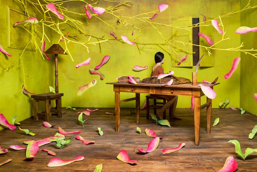 """JeeYoung Lee, """"Loveseek"""", courtesy Opium gallery"""