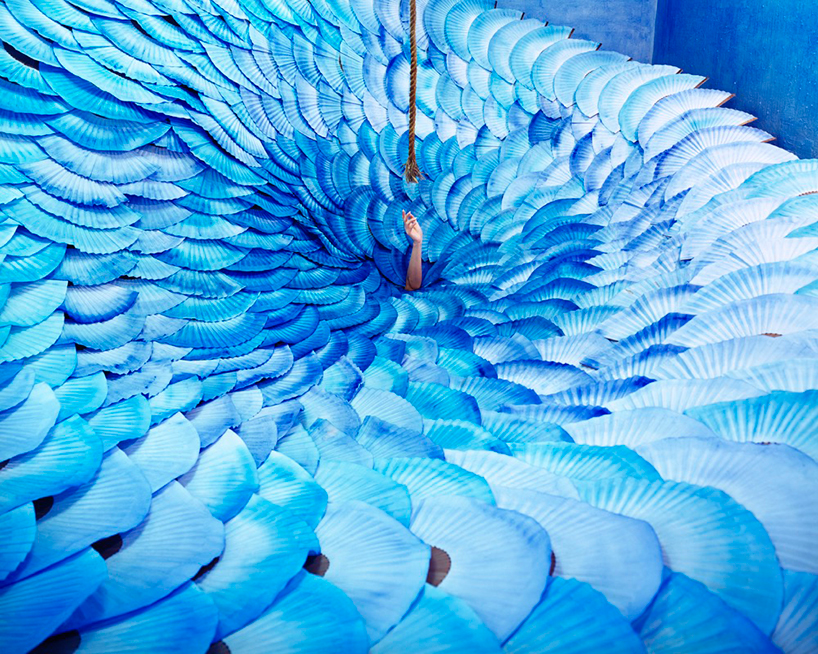 """JeeYoung Lee,""""I'll be back"""" , courtesy Opium gallery"""