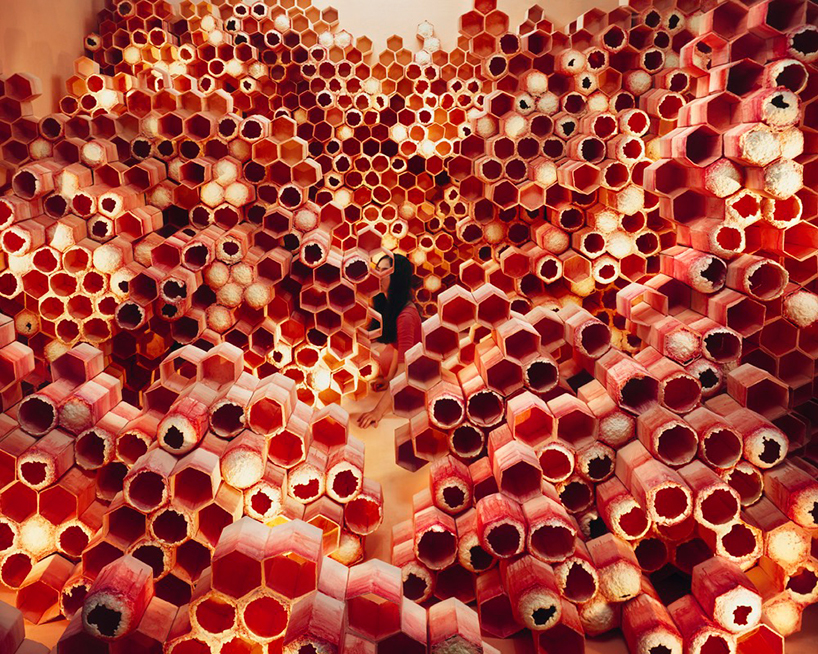 """JeeYoung Lee,""""This is not enough"""" , courtesy Opium gallery"""