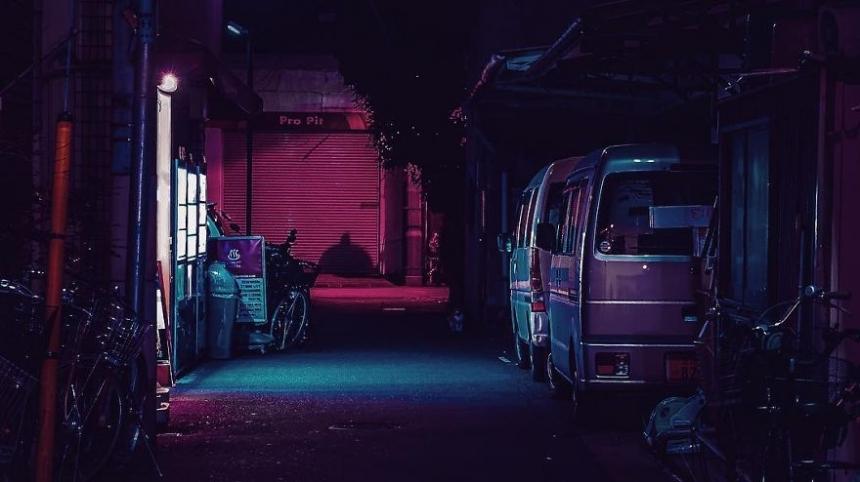 Liam Wong, Tokio,Nakano