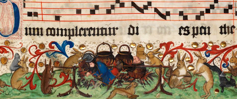 Codices musici 1511-1512 Württembergische Landesbibliothek Stoccarda